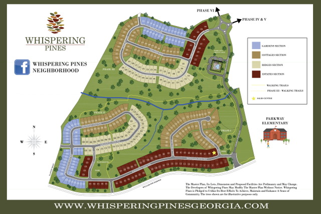 2018 Master Plan thumb | Whispering Pines