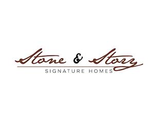 Logo Stone & Story | Whispering Pines