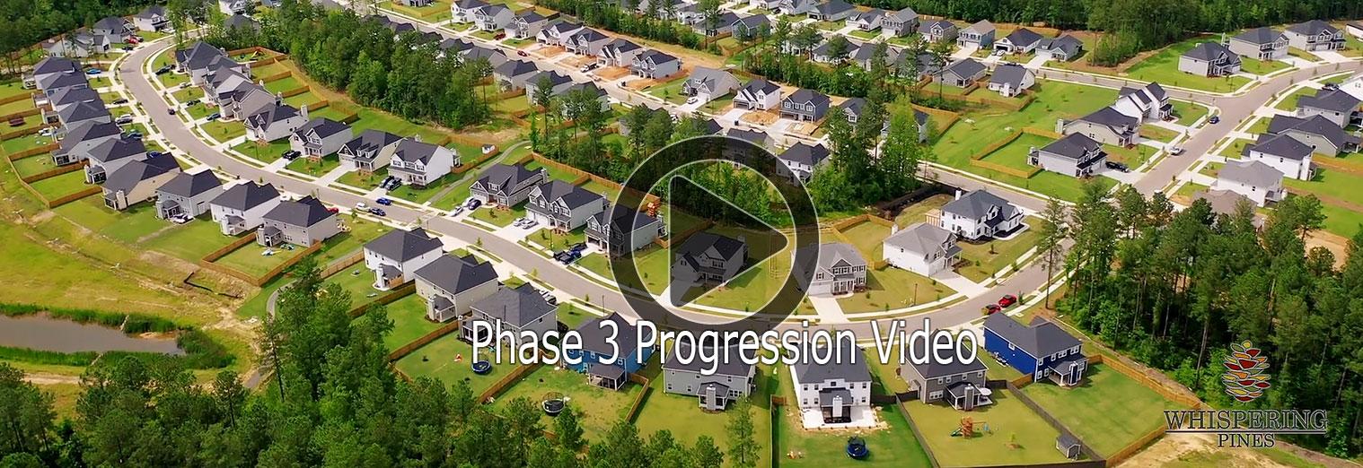 Phase 3 video link slide   Whispering Pines