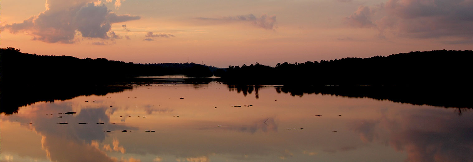 Home Page Slider - Sunset | Whispering Pines
