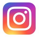 Instagram Logo | Whispering Pines