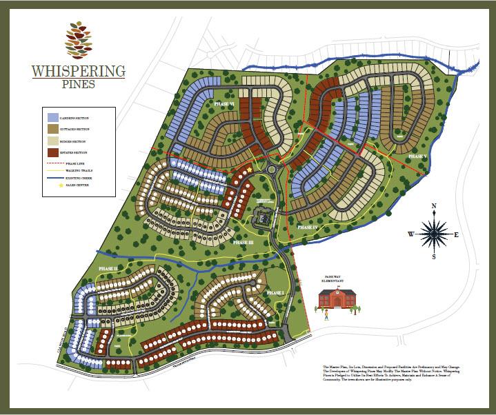Master Plan 2020413 | Whispering Pines