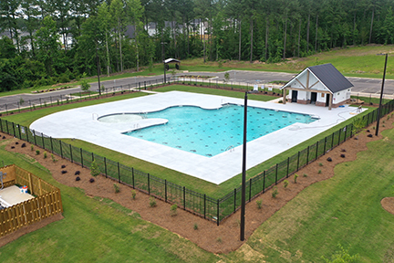 slider June 2020 Pool 38 | Whispering Pines